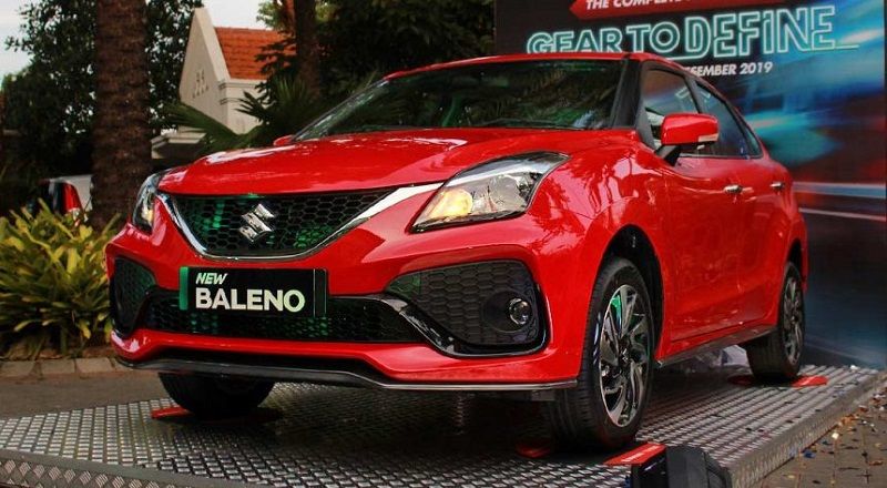 Desain eksterior menarik jadi kelebihan Suzuki Baleno Hatchback