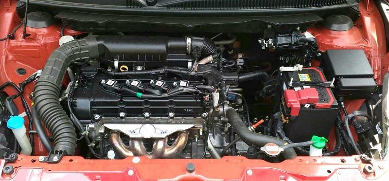Mesin K14B jadi andalan Suzuki Baleno Hatchback