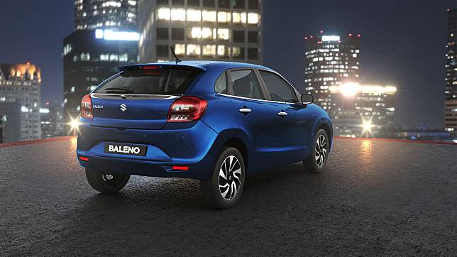 Kelebihan Suzuki Baleno Hatchback