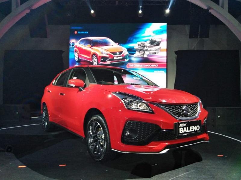 Handling kurang mumpuni, jadi kekurangan Suzuki Baleno hatchback