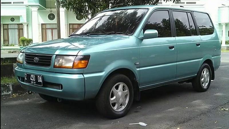 Toyota kijang kapsul, Mobil diesel murah
