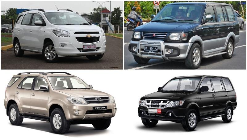 7 Mobil Diesel Murah