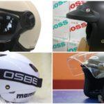 7 Pilihan helm retro terbaik