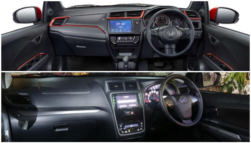 Komparasi Honda Mobilio Vs Toyota Avanza dari sisi fitur