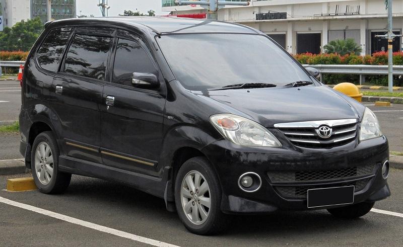 Sejarah Toyota Avanza tipe S dipasarkan di Indonesia
