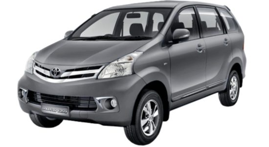 Langkah menghitung pajak mobil Avanza