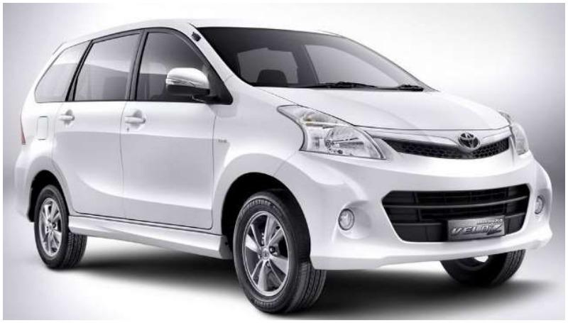 Sejarah Toyota Avanza Veloz dijual