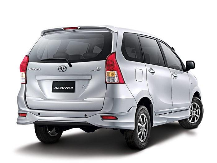 Toyota Avanza Luxury