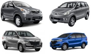 Sejarah Toyota Avanza
