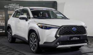 Toyota Corolla Cross meluncur di Indonesia