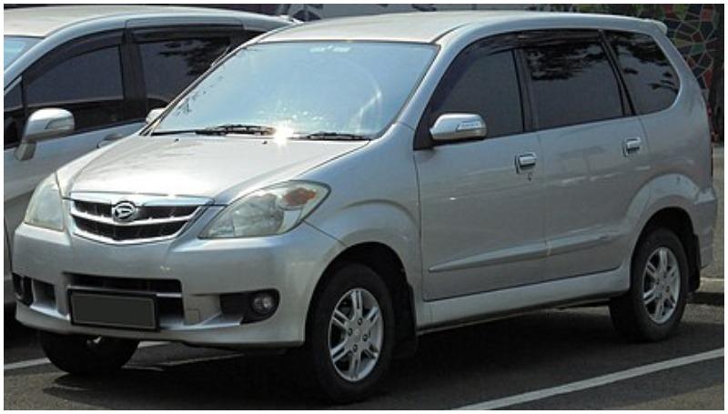 Sejarah Daihatsu Xenia alami facelift di 2008