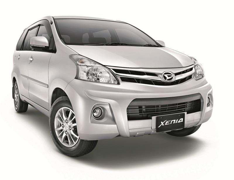 Daihatsu Xenia facelift