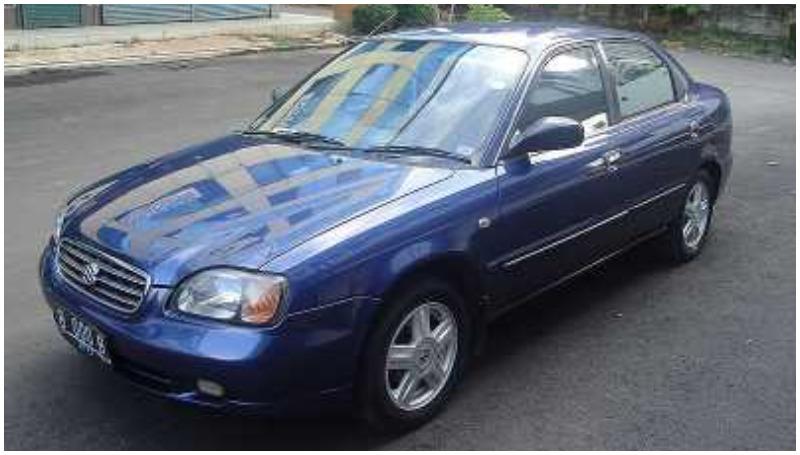 Sejarah Suzuki Baleno facelift tahun 2000