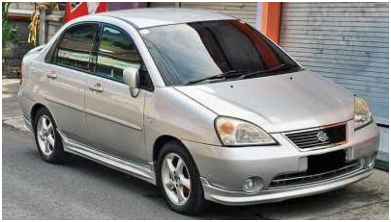 Suzuki Baleno generasi kedua
