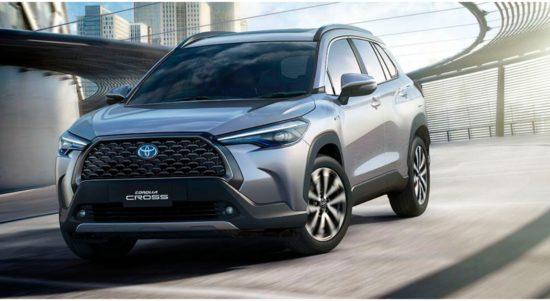 Toyota Corolla Cross meluncur di Indonesia tahun 2020