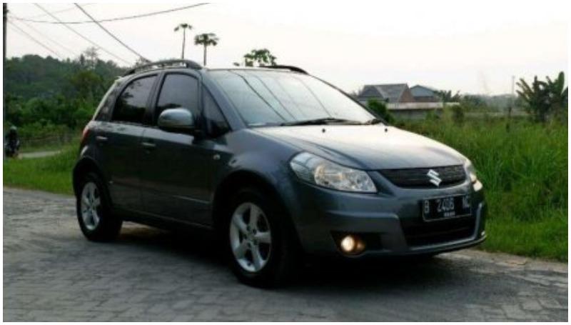 Sejarah Suzuki SX4 CKD di Indonesia
