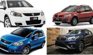 Sejarah Suzuki SX4