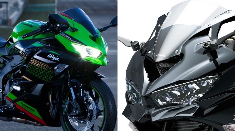 perbedaan kawasaki ninja zx-25r special edition vs standar