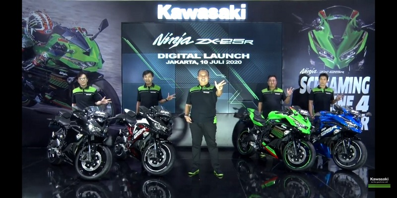 Kawasaki Ninja ZX-25R Special Edition Vs Standard