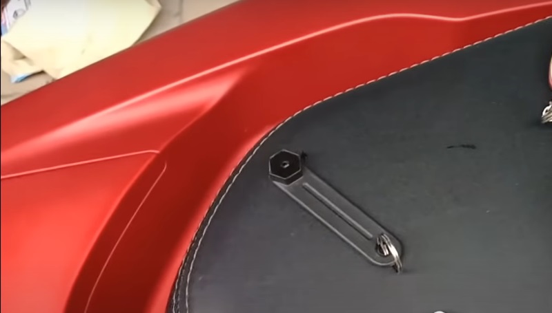 cara menghidupkan motor pcx