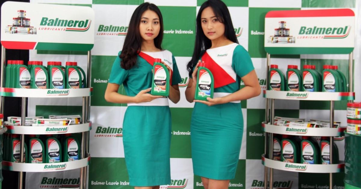 Oli Balmerol, pelumas baru yang tersedia untuk pasar Indonesia