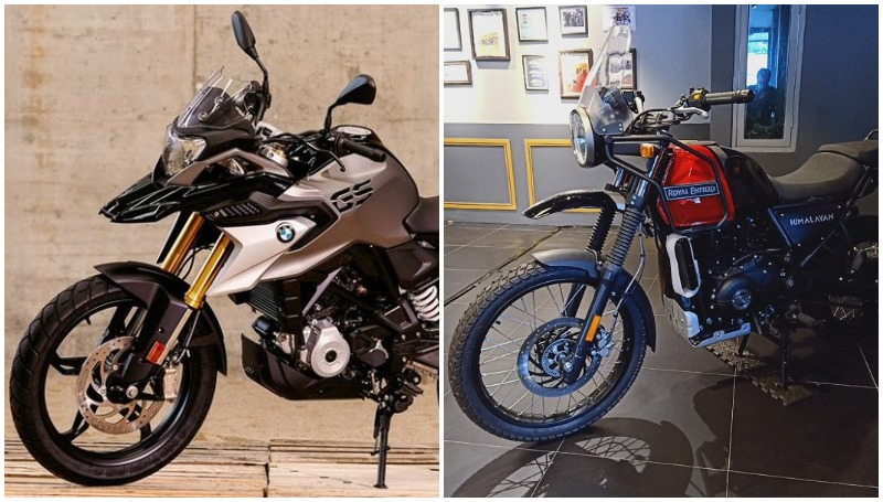 Komparasi Royal Enfield Himalayan 2020 Vs BMW G310GS