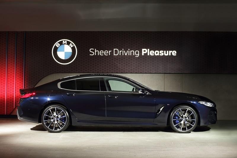 BMW 840i Gran Coupe M Technic punya desain sporty dan elegan