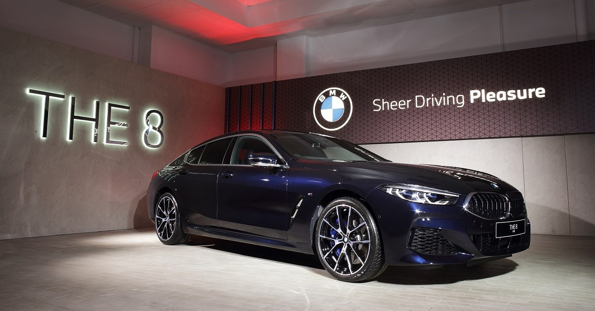 BMW 840i Gran Coupe 2020