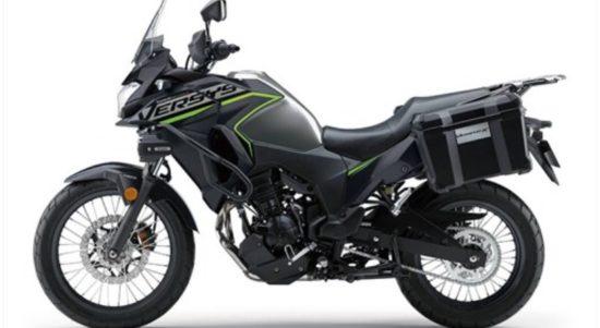 Kawasaki Versys-X250
