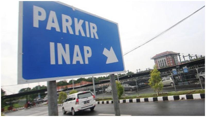 Tarif parkir inap terminal 1 bandara Soekarno Hatta