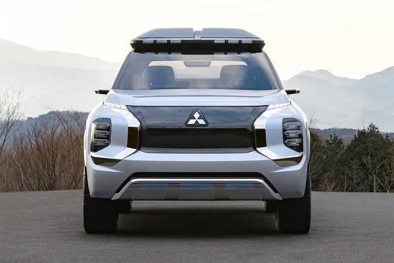 Mitsubishi Triton Concept