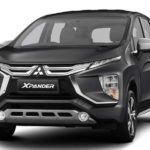 Mitsubishi Xpander facelift