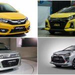 5 city car terbaik di Indonesia