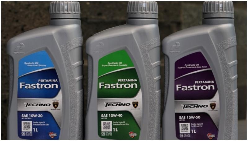 Pertamina Fastron Techno