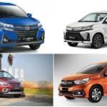 8 Rekomendasi mobil keluarga terbaik 2020