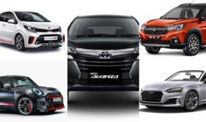 jenis-jenis mobil di indonesia