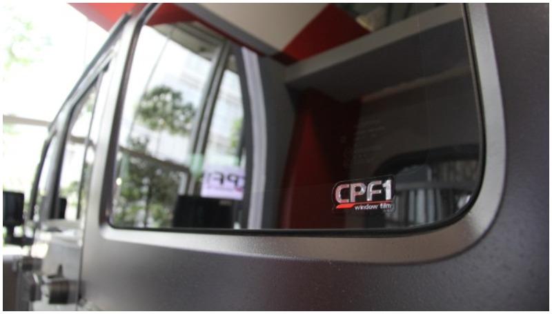 Kaca Film CPF1