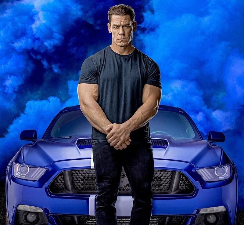 Ford Mustang GT Fast and Furious 9