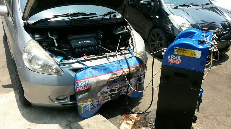 Tune up mobil