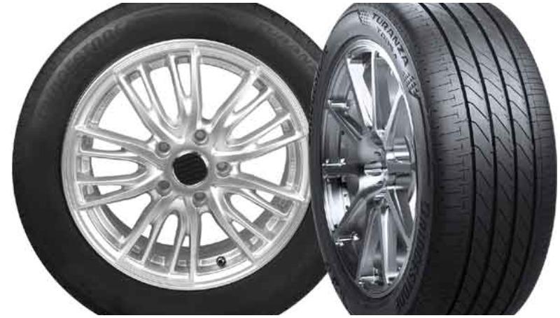Bridgestone Turanza T0005A