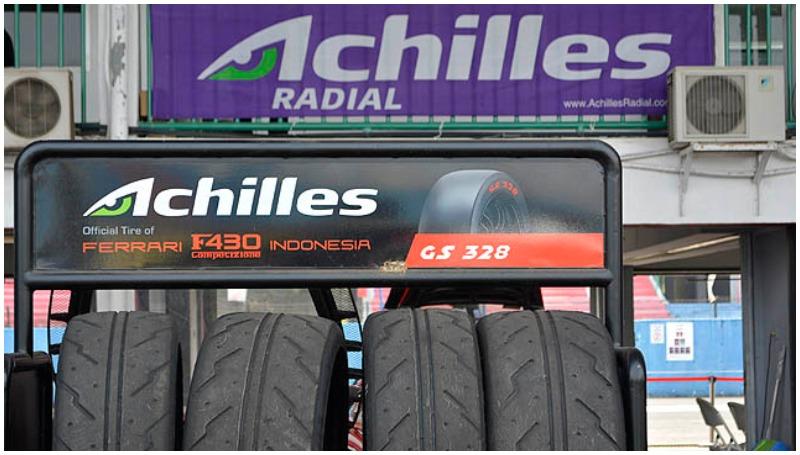 Achilles, Ban Mobil Terbaik