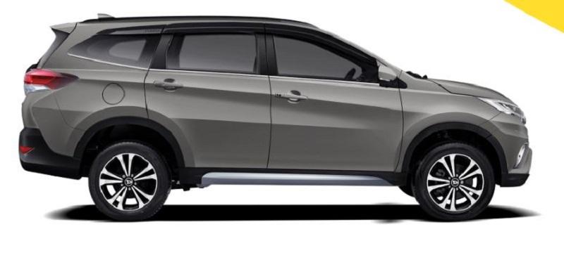 Daihatsu Terios terbaru