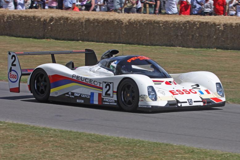 Porsche 905 Jadi Mobil Balap Tercepat di zamannya