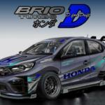 Karya Haekal, pemenang pertama Honda Brio Virtual Modification ke-3