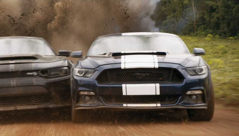 mobil fast and furious 9 - ford mustang gt 350