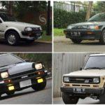 6 mobil tahun 80an yang diburu banyak konsumen di Indonesia