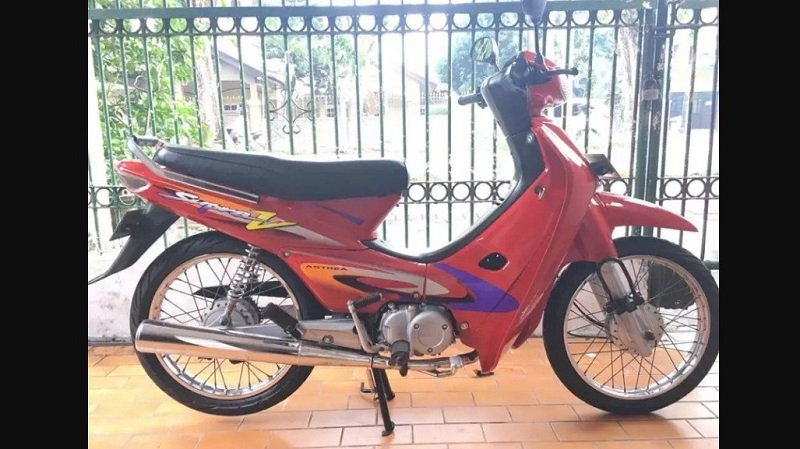 Honda Supra V