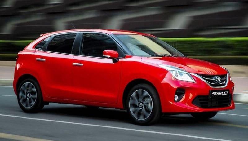 generasi terbaru Toyota Starlet
