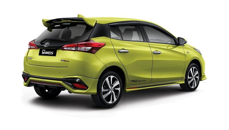 Harga Toyota Yaris Facelift 2020