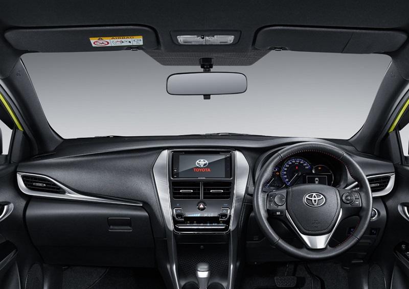 Interior Toyota Yaris